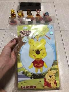 Brand New in package Winnie The Pooh Lantern