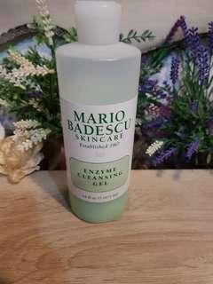 Preloved Mario badedcu enzyme cleansing gel