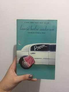 Prom by Laurie Halse Andersen