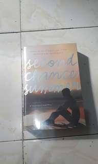 Signed Copy Second Chance Summer by Morgan Matson