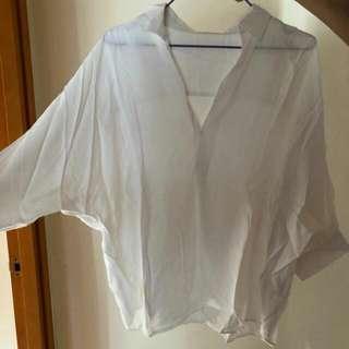 Lowrys Farm白色衫