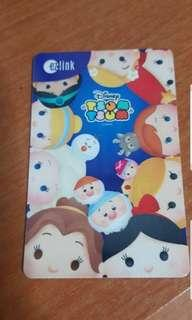 🍒Tsum Tsum BN Ezlink Card🍒                              💖Mint with $7 Stored Value💖                                                                  💙 includes mailing💙                                             💖  Shiny Surface💖