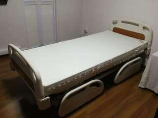 Electrical Luxury Hospital Bed