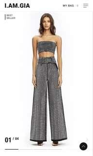 I.AM.GIA aurora pants bnwt size small RRP $360