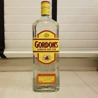 BN Gordon's London Dry Gin 1L