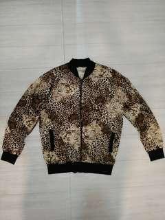 豹紋外套(全新)