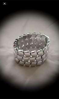 Trendy Silver Bracelet suitable for all occasion