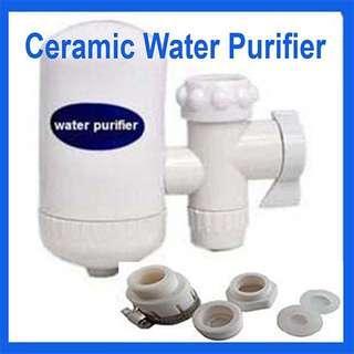 Sws Diy Ceramic Cartridge Tap Water Purifier Water Filter