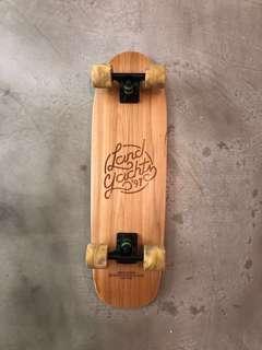 Landyachtz Revival Series: Birch Please skateboard