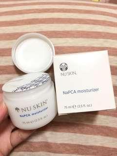 nuskin moisturizer 面霜 cream