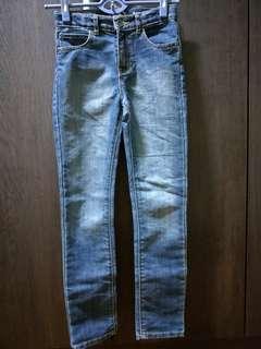 Boy's denim long Jeans (skinny)