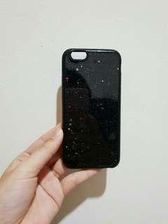 Case casing iphone 6s galaxy night star bintang