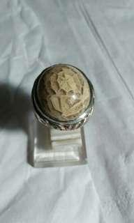 Cincin spayder stone