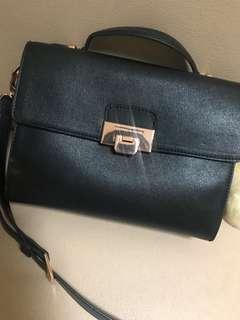 sling bag charles and keith original