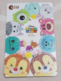 💚Tsum Tsum BN Ezlink Card💚                             💖Mint with $7 Stored Value💖                                                                  💙 includes mailing💙                                             💖  Shiny Surface💖