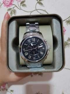 Jam fossil for men