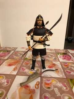 1/6 scale Mongol Soldier