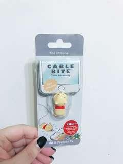 Winnie the Pooh cable 包平郵