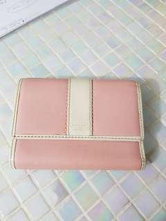 🚚 Coach wallet (Baby pink)