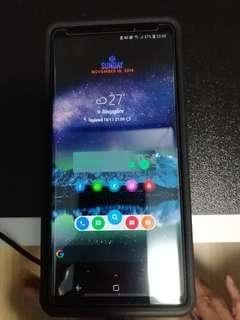 Samsung Galaxy Note 9 512gb (black)
