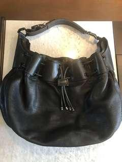 "Authentic Burberry large ""warrior"" hobo purse"