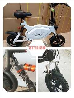 NEW E SCOOTER