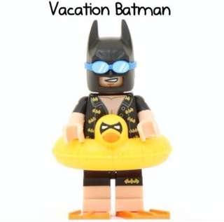 Lego Vacation Batman 71017 Batman Movie 1