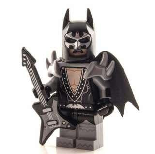 Lego Glam Metal Batman 71017 Batman Movie Series 1 Rocker Rock Music
