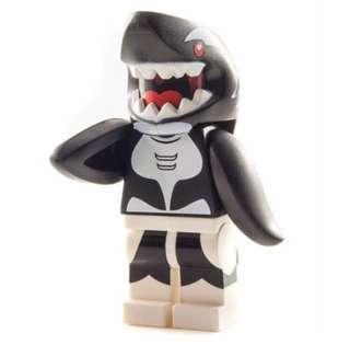 Lego Orca Shark 71017 Batman Movie Series 1