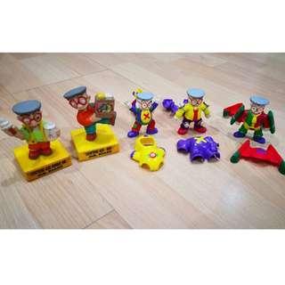 Mcdonalds Happy Meal Toy Mr Kiasu (1993,1995)