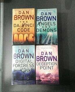 Dan Brown Collection (Corgi Books)