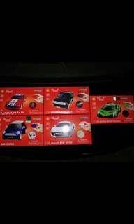 Car puzzle model
