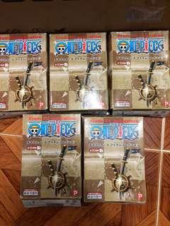 One Piece海賊王武器奈美巴基比比阿比達