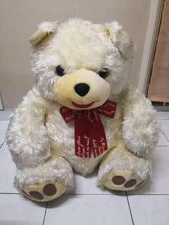 Teddy bear 60cm tall
