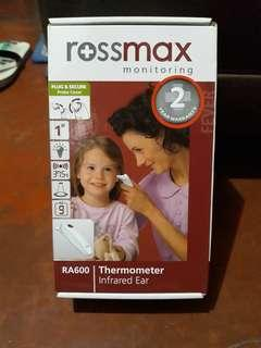 Rossmax Infrared Ear Thermometer