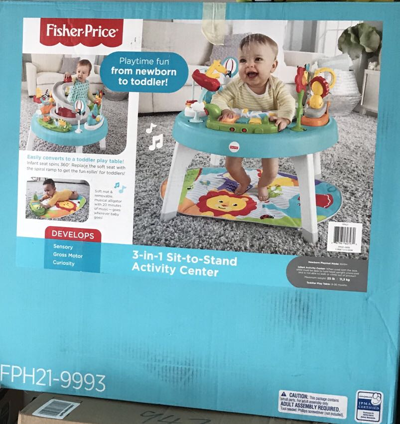 e6f2b3faa4b5 3-in-1 Sit-to-Stand Activity Center