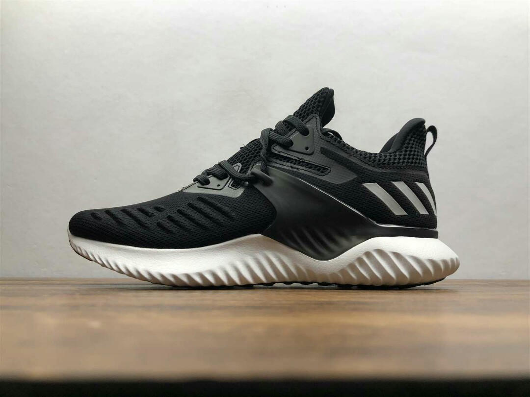 Adidas Alphabounce Beyond 2M Black White