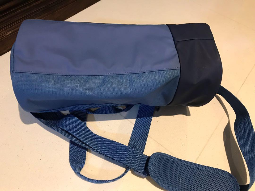 65417daa2ef ADIDAS CONVERTIBLE 3-STRIPES DUFFEL BAG EXTRA SMALL GYM BAG, Sports, Sports  Apparel on Carousell