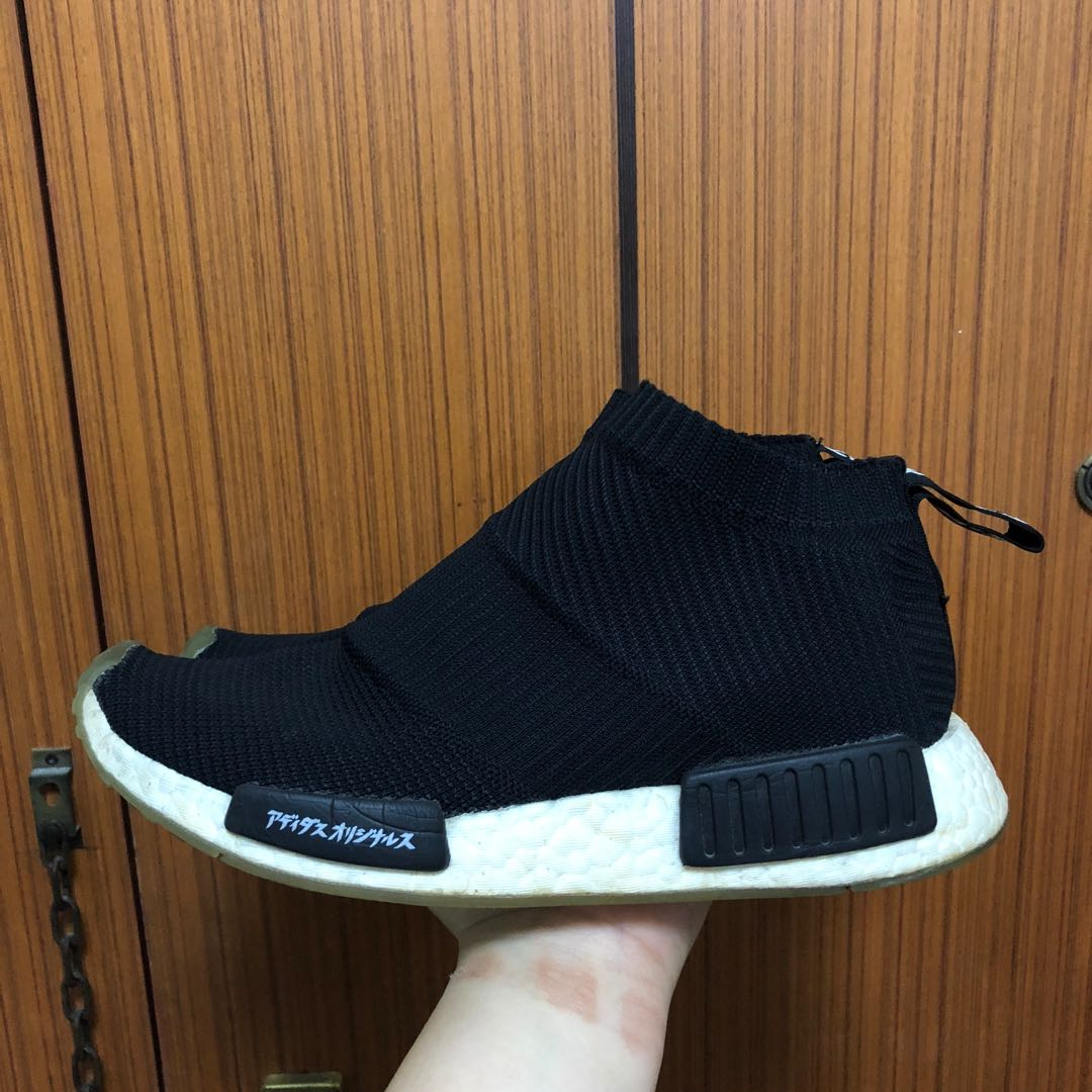 best loved 8be6c 7f696 Adidas NMD City Sock United Arrows MikiType (US7.5)