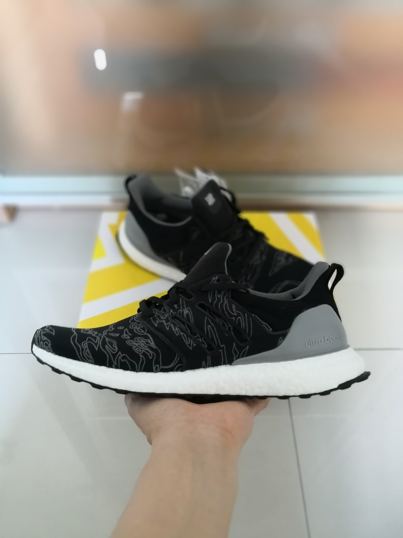 27e090b7 In Stock Adidas Ultraboost Undefeated, Men's Fashion, Footwear ...