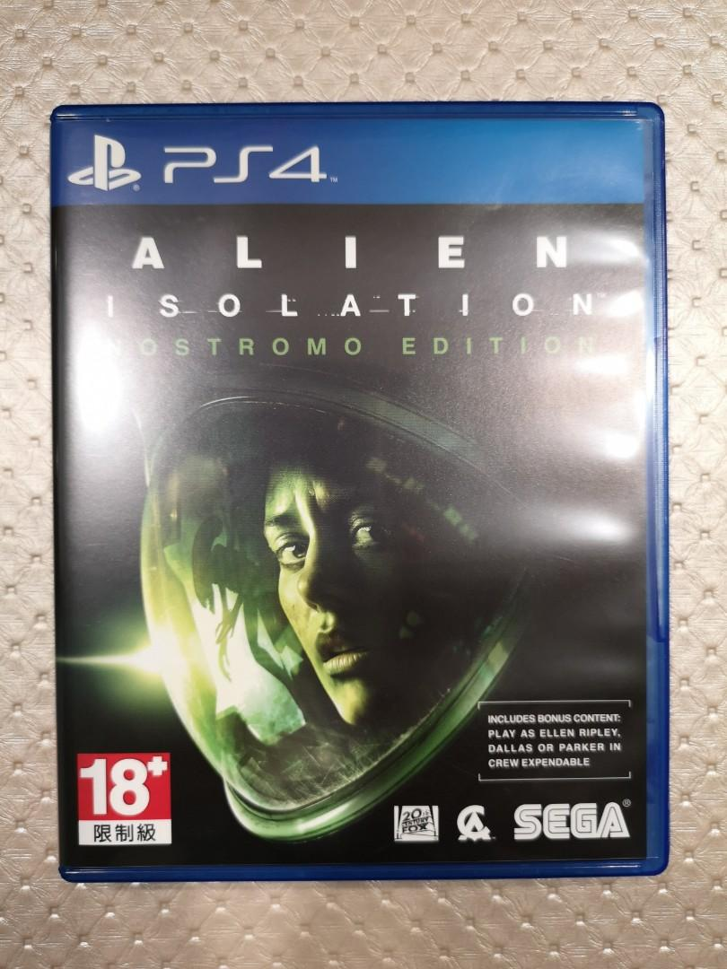 Alien: Isolation (PS4), Toys & Games, Video Gaming, Video
