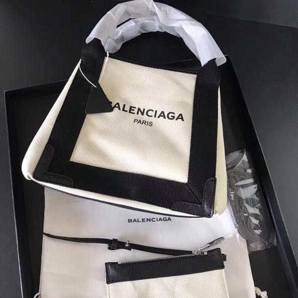 f846dd68aaf 💎💯Authentic BALENCIAGA NAVY CABAS XS TOTE BAG💎, Luxury, Bags & Wallets  on Carousell