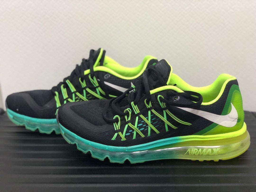 Nike Air Max 2015: Ultra Soft Cushioning, Dynamic Fit and