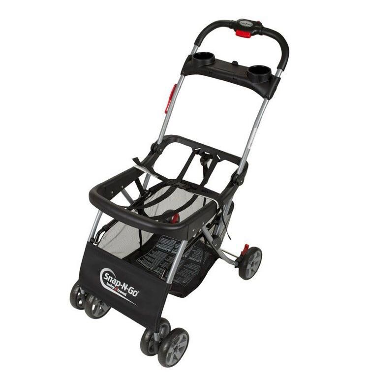 Baby Trend Snap N Go Ex Universal, Universal Infant Car Seat Stroller