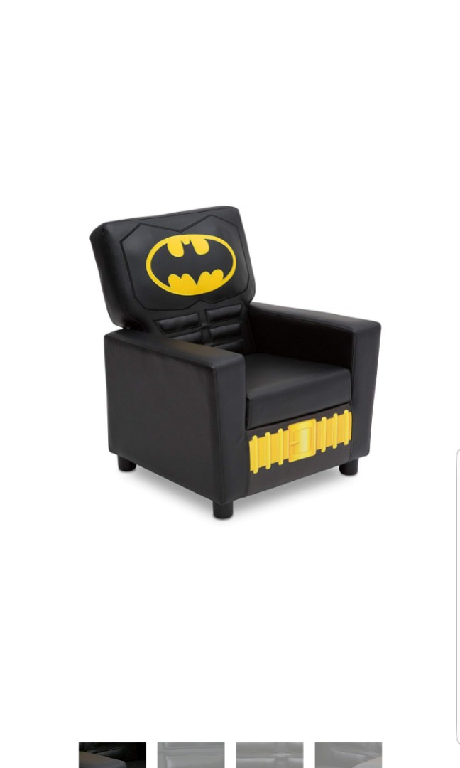 Miraculous Dc Comics Batman Kids Furniture Delta Children High Back Machost Co Dining Chair Design Ideas Machostcouk