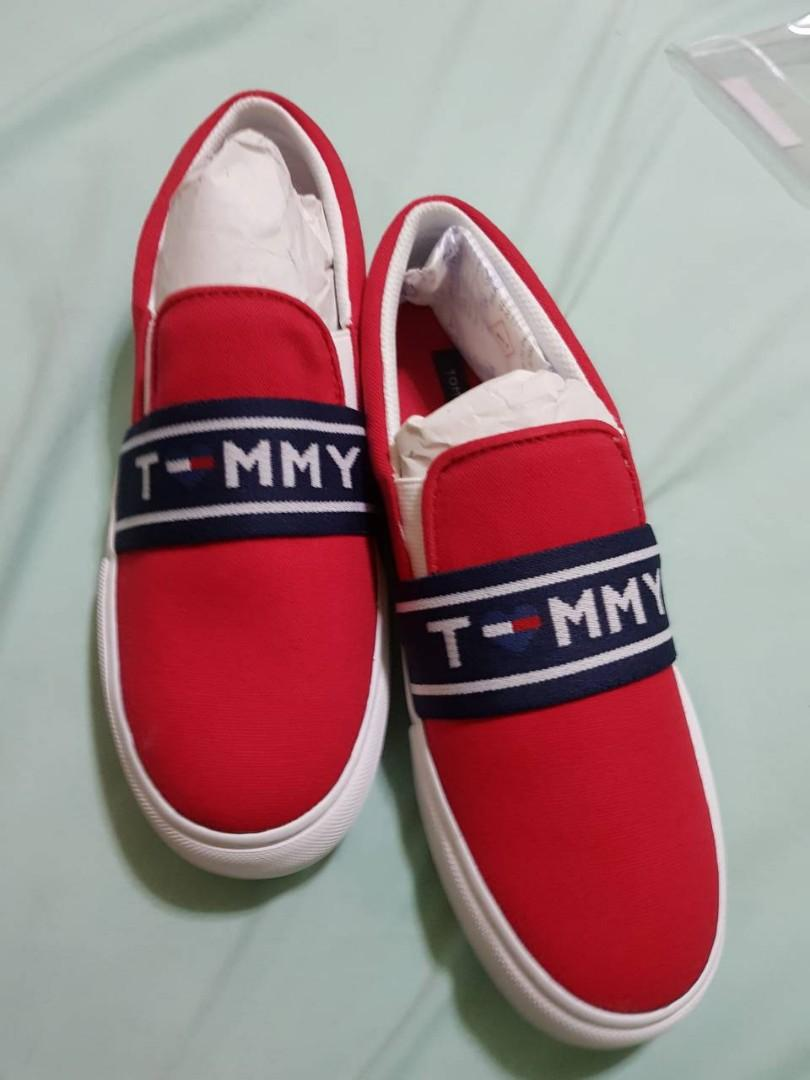 AUTHENTIC TOMMY HILFIGER RED LOURENA