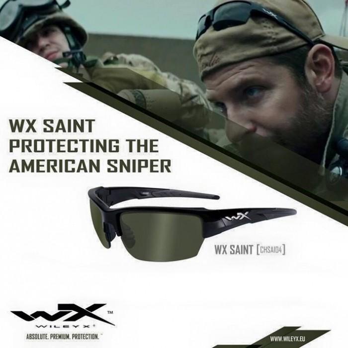 ce38310dda BNIB Wiley X WX Saint, Men's Fashion, Accessories, Eyewear ...