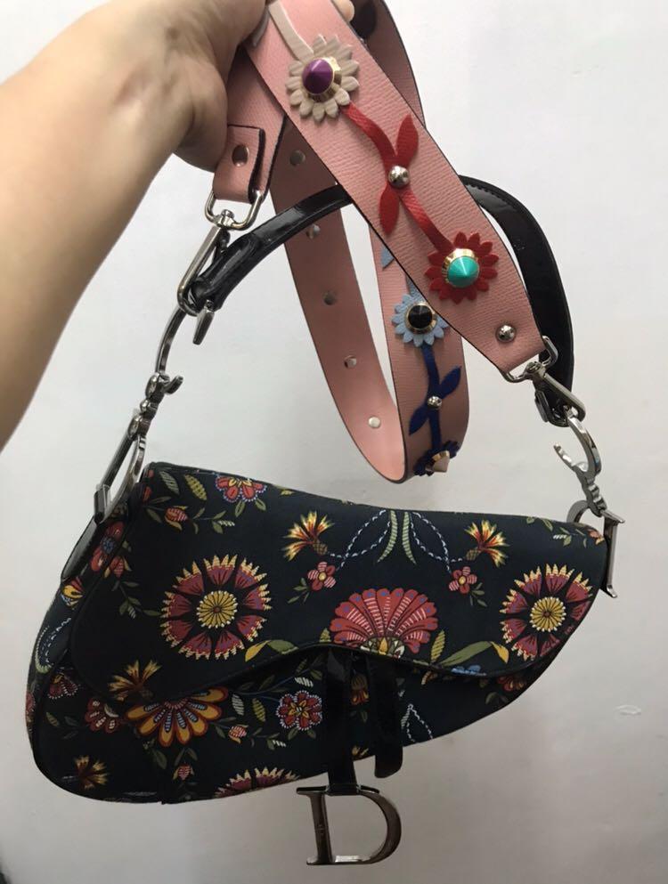 032adaceb3d1 Christian Dior Saddle Bag