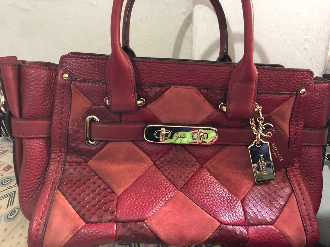 Coach Bags Vintage Coach Patchwork Handbag Source · Coach Patchwork Handbag  with Sling U P 1220 Luxury Bags 6e30216310bd0