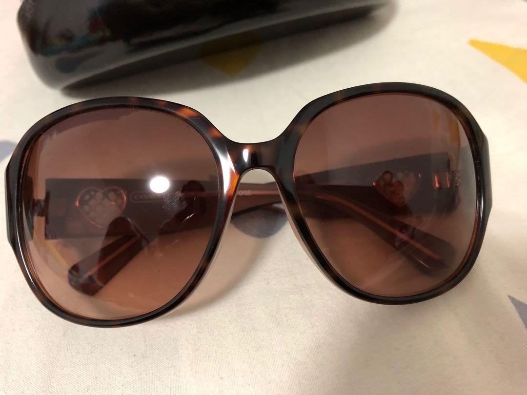 0e1441f8c7bd0 Coach Sunglasses